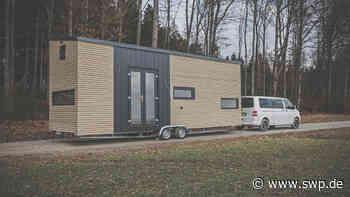 Tiny House in Attenhofen: Nach Streit mit Nachbarn: Ehepaar zieht Bauantrag zurück - SWP