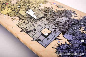 Se cultiver à la maison : l'exposition Spraying Board - Lyon Bondy Blog