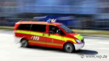 Feuerwehr Velmede-Bestwig alarmiert - ein Grill als Ursache - WP News