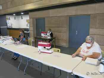 Coronavirus dans le Lot. Le maire de Gramat lance un appel aux bénévoles pour fabriquer des masques - actu.fr