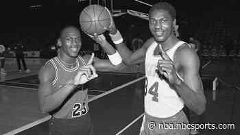 Rod Thorn: Bulls would have drafted Hakeem Olajuwon, not Michael Jordan, No. 1 in 1984