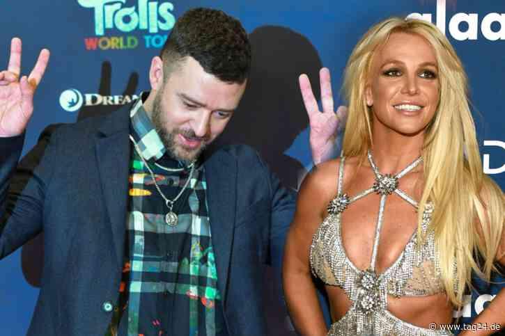 18 Jahre nach dem Aus: Britney Spears schwärmt wieder für Justin Timberlake - TAG24