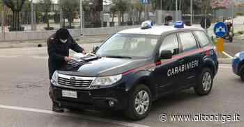 Da Bolzano a Laives per rubare Arrestato per rapina e multato - Alto Adige