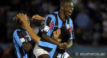 Con 'Petróleo' García y 'Cuto', recuerda el Real Garcilaso que llegó a cuartos de Copa Libertadores | FOTOS - El Comercio Perú