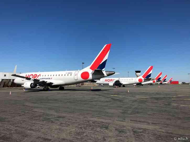 Covid-19 : l'aéroport de Lille - Lesquin ferme ses portes - actu.fr