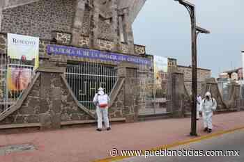 Continúan medidas de sanitización en Chignahuapan - Puebla Noticias