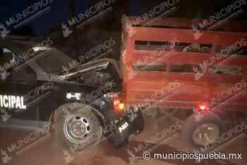 Presunta funcionaria estatal robó gasolinería de Chignahuapan - Municipios Puebla