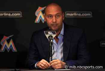AP source: Jeter says he's forgoing salary during pandemic
