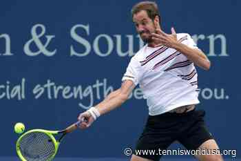 Richard Gasquet: The great unity of the tennis world makes me laugh a little - Tennis World USA