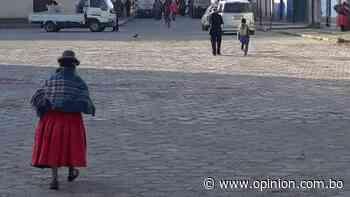 Alcaldesa de Patacamaya desmiente que se haya roto la cuarentena en ese municipio - Opinión Bolivia