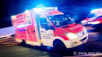 Unfall Bad Urach: Hanner Steige: 30-jähriger Kraftradfahrer von Fahrbahn abgekommen - SWP