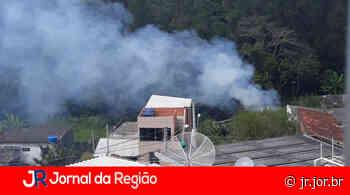 Moradores do Santa Gertrudes reclamam de queimadas - JORNAL DA REGIÃO - JUNDIAÍ