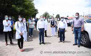 JRAT entrega ambulancia en Panuco de Coronado - El Sol de Durango