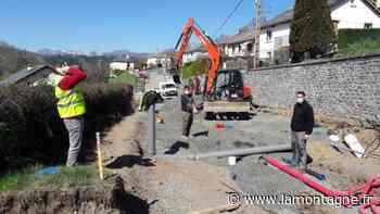 Les entreprises de travaux publics du territoire de Saint-Flour reprennent l'activité petit à petit - La Montagne