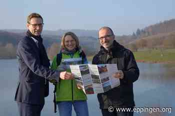 Stimmen sammeln für den Drei-Seenweg in Zaberfeld - Eppingen.org