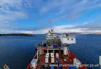 Islands get connected after delayed cable project completed - Inverness Courier