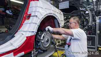 Audi Neckarsulm: Nach Kurzarbeit wegen Covid-19 - Produktion soll wieder starten | Region - echo24.de