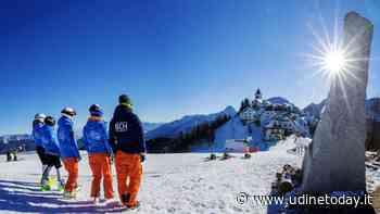 Coronavirus, come continua la didattica degli sport invernali in Fvg - Udine Today