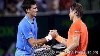 David Ferrer praises Novak Djokovic's initiative to help lower-ranked players - Tennis World USA