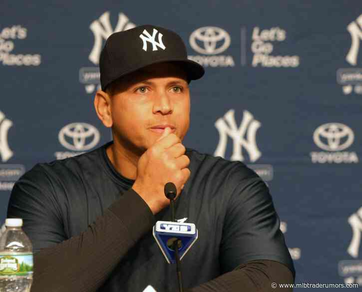 A-Rod, J.Lo Take Step Towards Compiling Bid For Mets