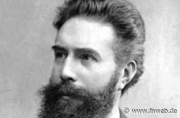 Dr. Wilhelm Conrad Röntgen hatte Kontakt nach Hardheim - Fränkische Nachrichten