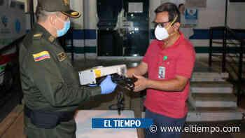 Recuperan respirador artificial que había sido robado en Acacías, Meta - El Tiempo