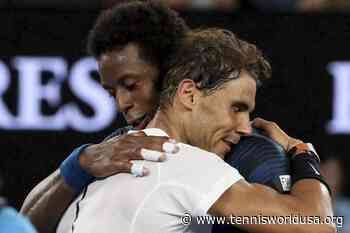 Gael Monfils: I have known Rafael Nadal since he was very young - Tennis World USA