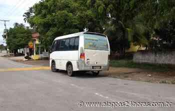 Motorista de micro-ônibus é flagrado dirigindo alcoolizado em Maragogi - Alagoas 24 Horas