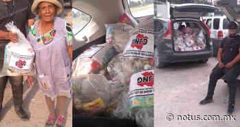 CJNG entrega despensas en Romita, Cuerámaro, Doblado y… - Periodico Notus
