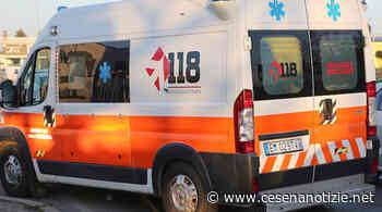 Budrio di Cesena. Violento frontale tra auto, 20enne trasportato al Bufalini - cesenanotizie.net