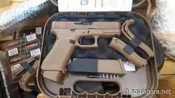 Grande quantidade de drogas e armas são apreendidas em Palotina - Aquiagora.net