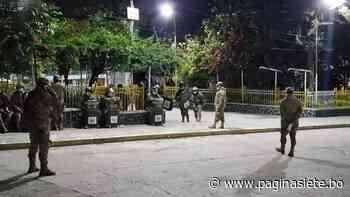 Paciente con Covid-19 volvió a Chulumani porque se quedó sin dinero en La Paz - Pagina Siete