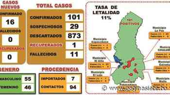 Covid-19 llega a Chulumani; el Sedes y Gobierno confunden - Pagina Siete