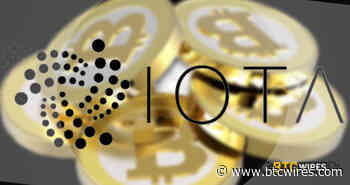 IOTA (MIOTA) Working To Waive The Coordinator - BTC Wires