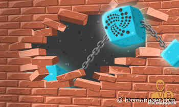 IOTA (MIOTA) Coordicide Version 1 Aims to Scale 1,000 TPS - BTCMANAGER