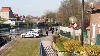 Drame : Un corps repêché près de l'écluse de Saint-Laurent-Blangy - L'Avenir de l'Artois