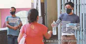 Refuerzan medidas en Tepalcingo - Diario de Morelos