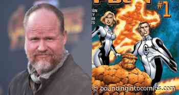 Joss Whedon Rumored To Be In Talks For Fantastic Four - Bounding Into Comics