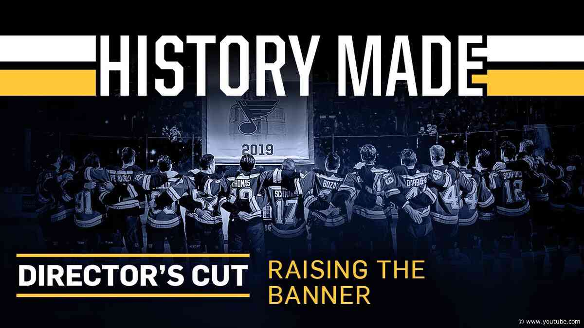 History Made: Director's Cut - Raising the Banner