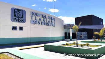 Opera hospital de Tlaxiaco al 90% - El Imparcial de Oaxaca