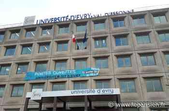 Les étudiants d'Evry refusent de passer leurs examens en ligne - Le Parisien