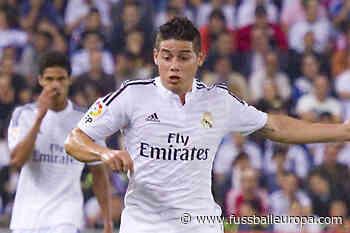 James Rodriguez erhält Wechsel-Tipp von Kolumbien-Legende - Fussball Europa
