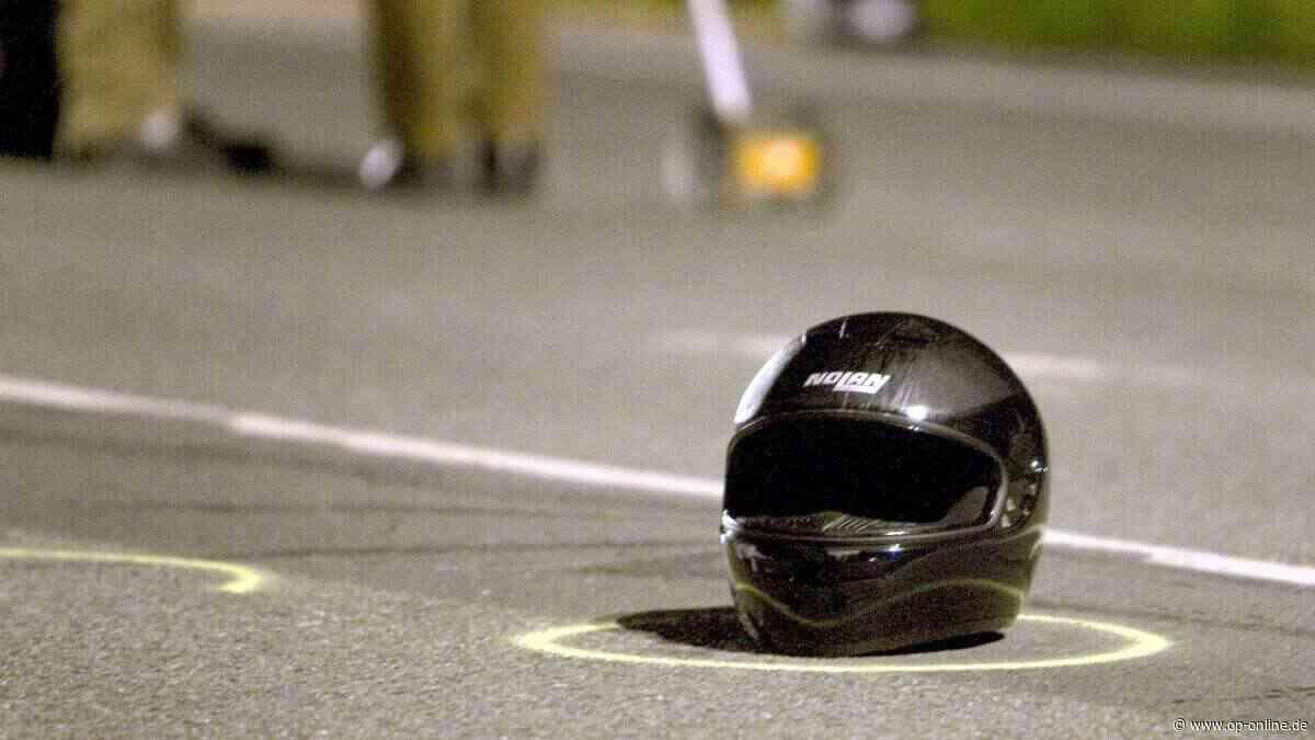 B8 bei Limburg: Tödlicher Unfall in Bad Camberg – Motorradfahrer stirbt | Hessen - op-online.de