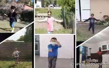 Vidéo. Bassin d'Arcachon : le clip des enfants d'Audenge pour dire merci aux soignants - Sud Ouest