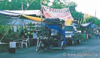 Covid-19 ya cobró una vida en Puente de Ixtla y aún así, mototaxistas apoyan tianguis | El Gráfico - El Grafico