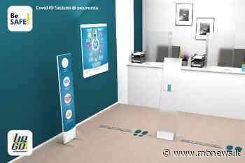 Villasanta, Up and Go inizia a produrre divisori in plexiglass ed elementi per la ripartenza nelle aziende - MBnews