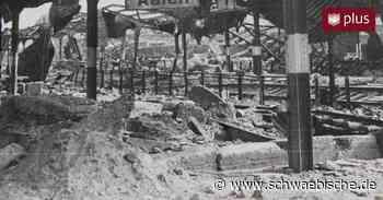 Der April 1945 wurde für Oberkochen zum schlimmsten Monat des Krieges - Schwäbische