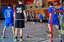Dillinger Schule am Ökosee belegt bei Winterspielen Platz vier im Floorball - Saarbrücker Zeitung
