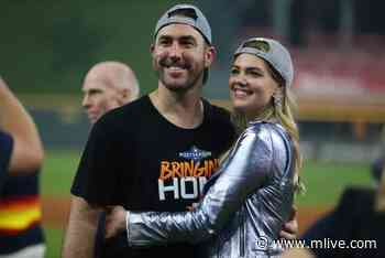 25,000 masks, touchless thermometers among Justin Verlander and Kate Upton's aid for Detroit first responders - MLive.com