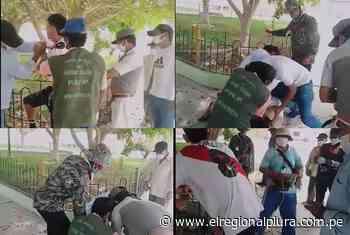 Sullana: ronderos de Santa Cruz de Querecotillo agreden a joven venezolano - El Regional
